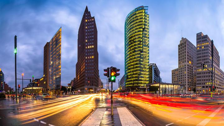 Potsdamer Platz, Berliini