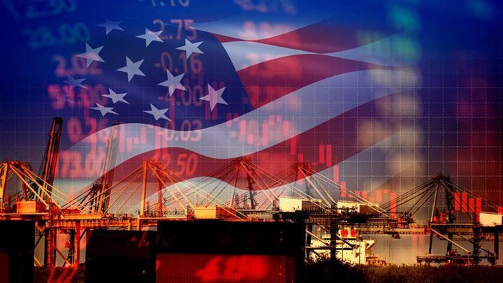USA teollisuus