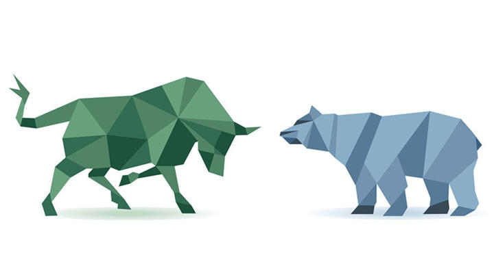 Härkä ja karhu
