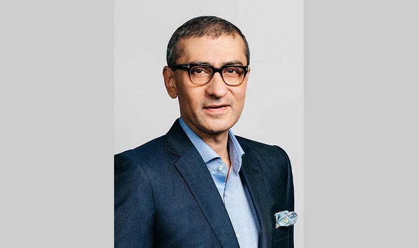 Nokian toimitusjohtaja Rajeev Suri