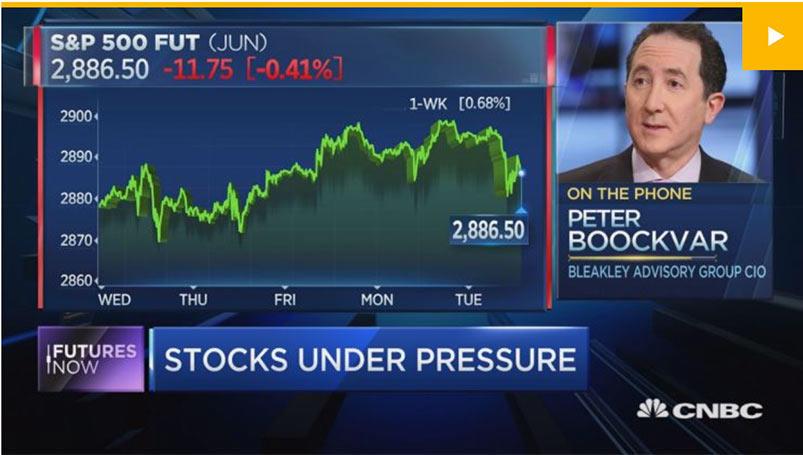 Kuvakaappaus: CNBC